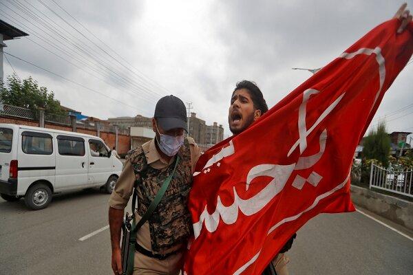 Pakistan slams Indian forces' firing at Kashmiri mourners