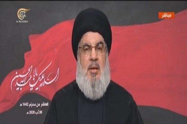 Hizbullah Lideri: İşgalci rejim ile mücadeleyi sürdüreceğiz