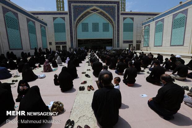 Ashura mourning ceremonies held across Iran