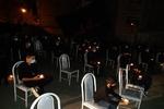 برگزاری مراسم شام غریبان شهدای دشت کربلا در ارومیه