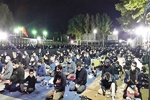 مراسم شام غریبان در مشهد