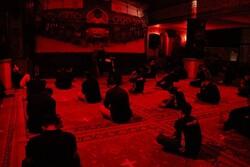 Gilan'da İmam Hüseyin (a.s) için Şam-ı Gariban merasimi