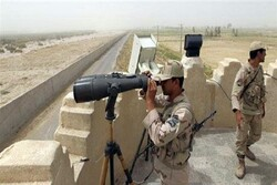 Iran strengthens border security with modern equipment