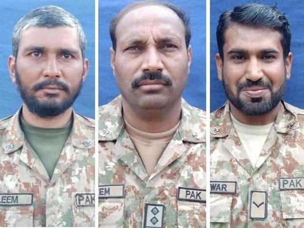 جنوبی وزیرستان میں  وہابی دہشت گردوں کے حملے میں 3 فوجی اہلکار ہلاک