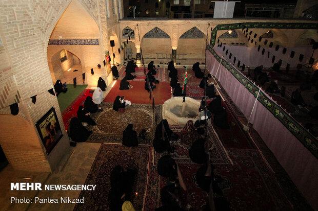 Night of Sham-e-Ghariban in Chaleshtar Mosque