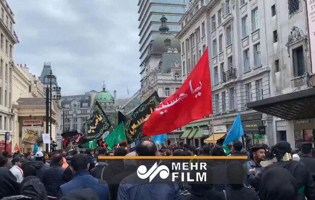 VIDEO: People mark Ashura in London under COVID-19