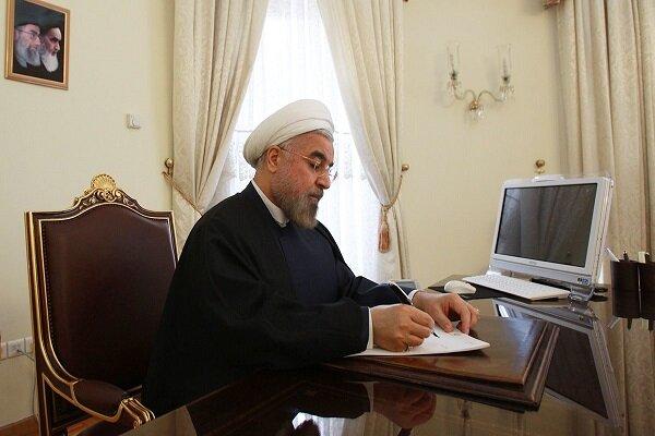 Ruhani, Kırgızistan Bağımsızlık Günü'nü kutladı