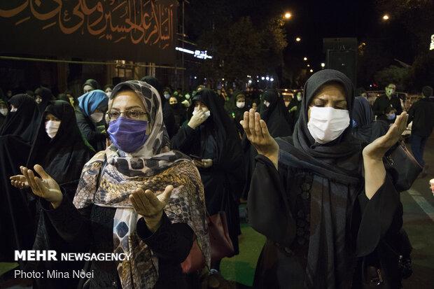 Night of Sham-e-Ghariban in Tabriz