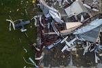 امریکی ریاست فلوریڈا میں طوفان کے باعث ایمرجنسی نافذ