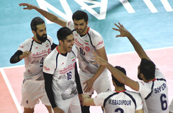 Iran volleyball