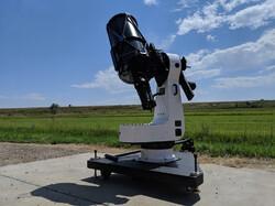 تلسکوپی که زباله های فضایی را در روز رصد می کند