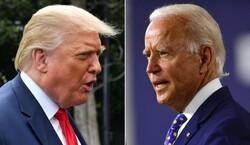 جو بايدن يتهم دونالد ترامب بـ'إثارة العنف' في الولايات المتحدة