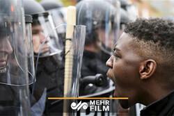 قتل یک سیاهپوست دیگر در آمریکا با ۲۰ گلوله پلیس!