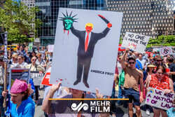 ترامپ باعث دو دستگی و نفرت پراکنی در آمریکا شده است...