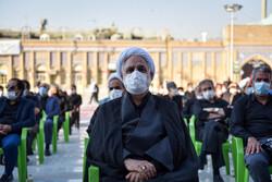 مرحوم حجۃ الاسلام روح اللہ حسینیان کی یاد میں مجلس عزا منعقد