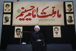 حضرت امام زین العابدین (ع) کی شہادت کی مناسبت سے عزاداری منعقد