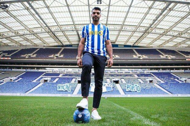 Porto completes signing of Mehdi Taremi