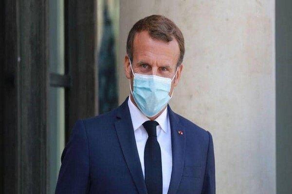 Macron justifies Charlie Hebdo's insulting cartoon