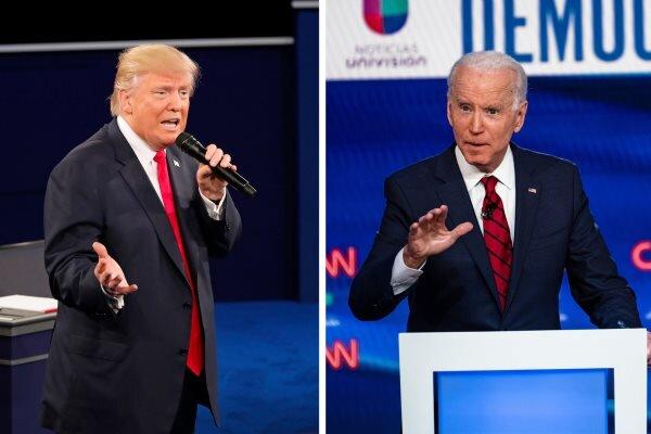 Polls show close competition of Trump, Biden ahead of debate