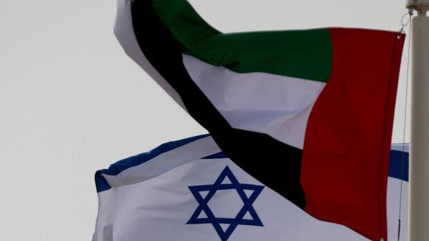 التعاون في الخدمات المالية بین الامارات و الکیان الصهیوني