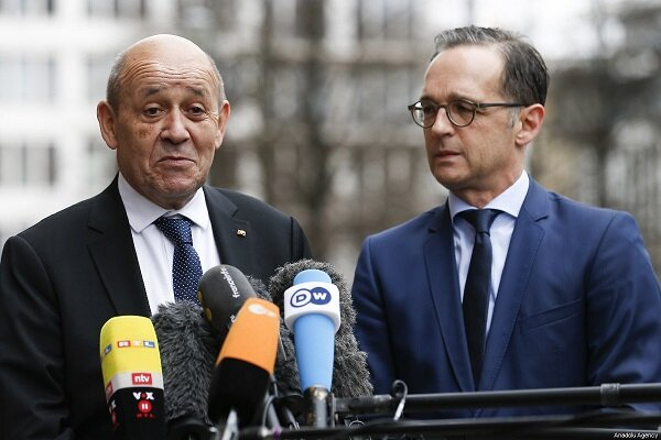 German, French FMs discuss Iran nuclear deal