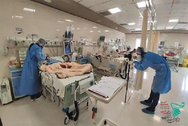كلمة المقاومة تتجلى بوضوح في المستشفيات
