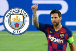 Manchester City'den Messi için 15 milyon sterlin