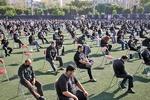 اجتماع جوانان مدافع سلامت عزاداران حسینی برگزار می شود