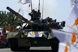 آمریکا تحریم تسلیحاتی ۳۳ ساله علیه قبرس را لغو می کند