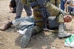 Siyonist güçlerinden Filistin halkına şiddet sürüyor