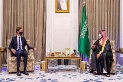 محمد بن سلمان اور جیرڈ کوشنر کی اسرائیل کے ساتھ سفارتی تعلقات بحال کرنے کے سلسلے میں گفتگو