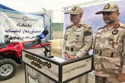 امنیت رو به رشد و پایداری در مرزهای شمالغرب کشور وجود دارد