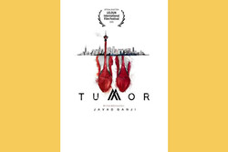 Iranian short 'Tumor' nominated for award at Syrian filmfest.