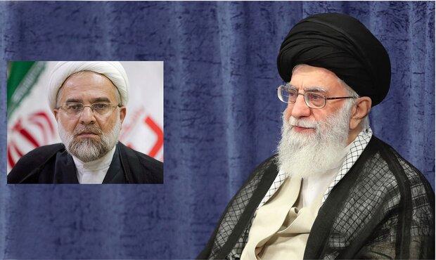 """حجة الاسلام """"عبدالرضا بورذهبي"""" يتبوأ منصب نائب ولي الفقيه في محافظة """"كردستان"""""""