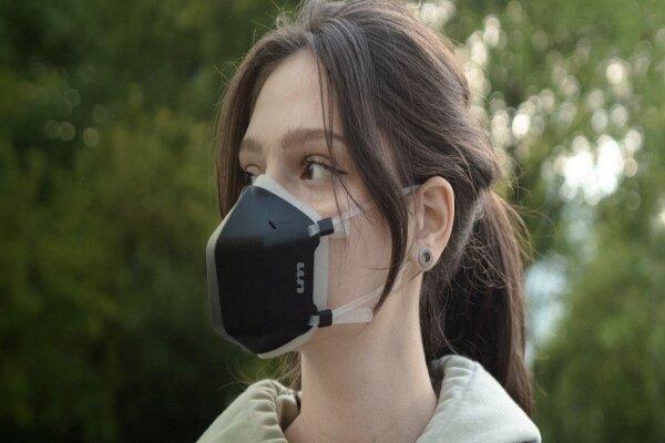 ماسک چندبار مصرف با نور فرابنفش هوا را استرلیزه می کند