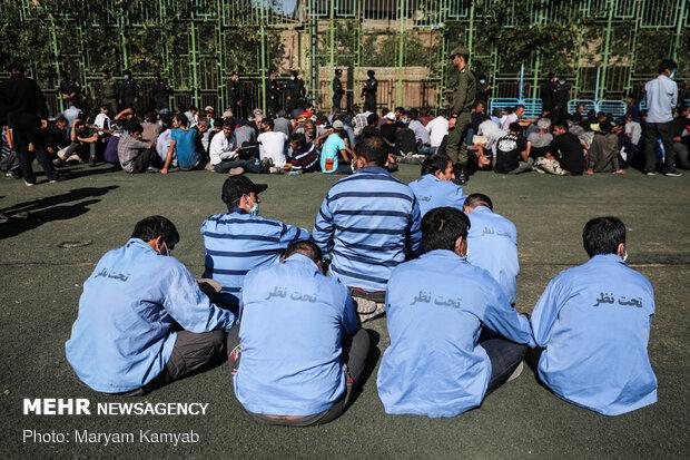 طرح ظفر پلیس پایتخت