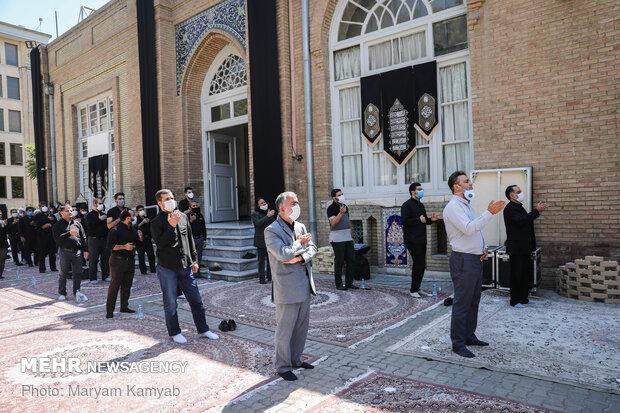 IDO's Art Bureau hosts Muharram mourning ceremony