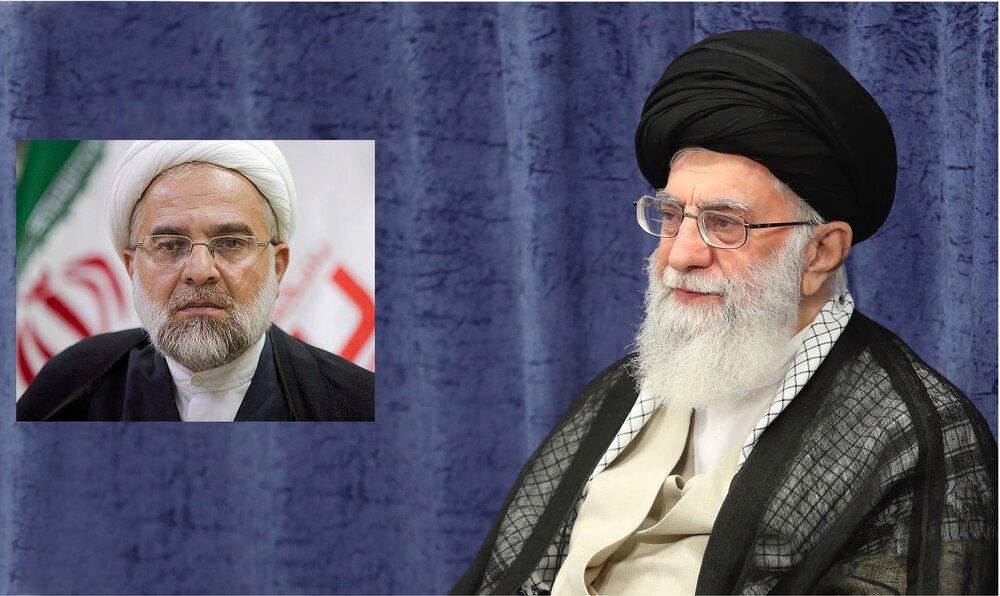 نماینده ولی فقیه در کردستان و مدیر مرکز اسلامی غرب کشور منصوب شد