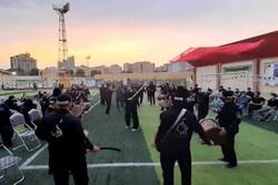 اجتماع جوانان مدافع سلامت عزاداران حسینی برگزار شد