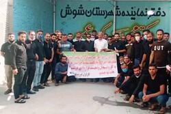 اعتصابات کارگران غیر نیشکری هفتتپه ۸۱ روزه شد