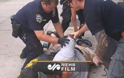 امریکی پولیس نے ایک اور سیا فام کو ہلاک کردیا
