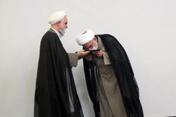 آیین تکریم و معارفه نماینده ولی فقیه در استان کردستان