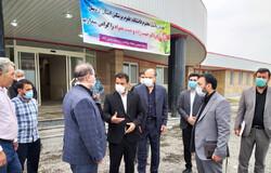 بهرهبرداری از مرکز خدمات جامع سلامت اصلاندوز تا سه ماه آینده