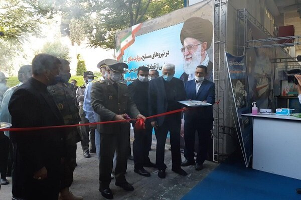 MoD holds exhibition of industrial parts