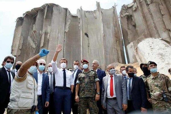 راز سفرهای مکرر ماکرون به لبنان