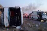 پاکستان میں مسافر کوچ حادثے کا شکار، ایک خاندان کے 5 افراد جاں بحق