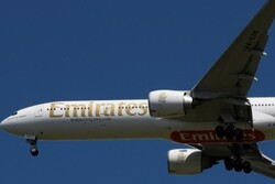 دبئی کی ایک ایئرلائن اسرائيلی سیاحوں کو لیکر دبئی پہنچ گئی