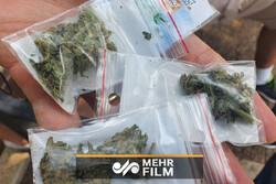 تل ابیب میں ڈرون کے ذریعہ منشیات کی تقسیم