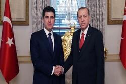IKBY Başkanı Neçirvan Barzani Ankara'da