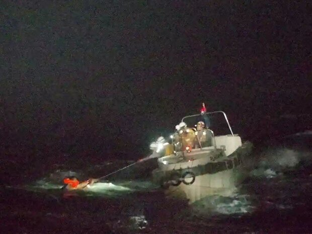 نیوزی لینڈ سے 6 ہزارمویشیوں کو لے جانے والا بحری جہاز ڈوب گیا
